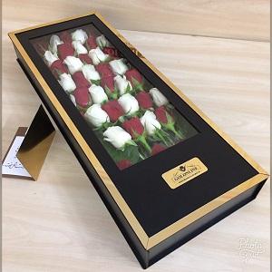 گل جعبه ای
