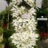 تاج گل مراسم